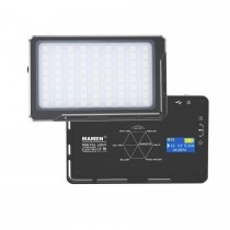 72LED RGB 1000K-9000K Dimmerabile Full Color LED fillLight Fotografia Video Studio DSLR Camera Light